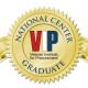VIP National Center Graduate Medal