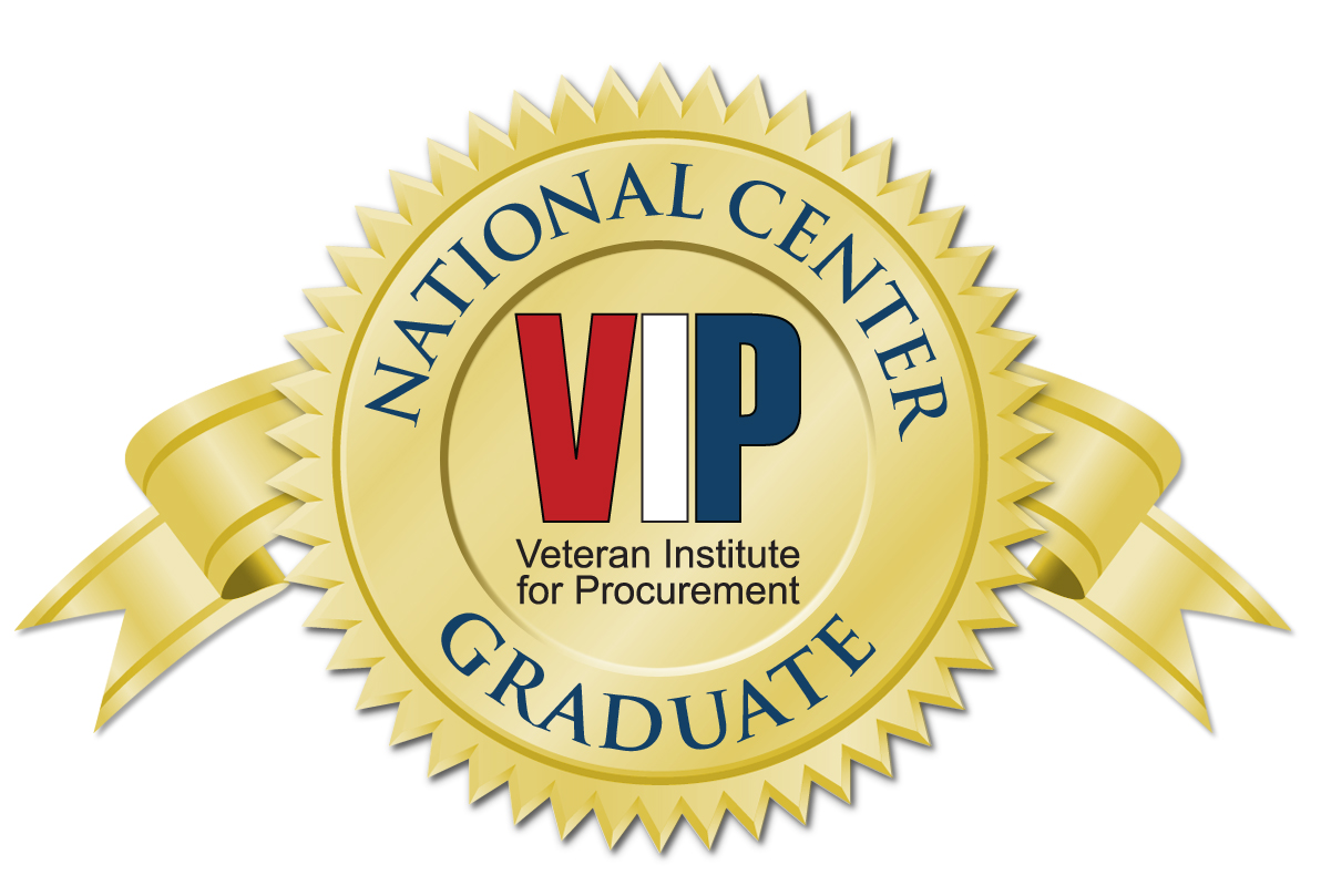 VIP National Center Graduate Medal